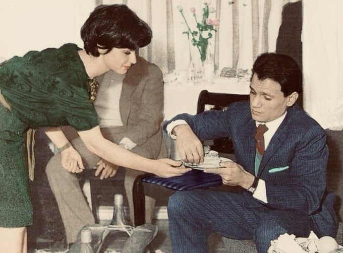 18 فيلماً اباحياً.. زوج سعاد حسني يفجر مفاجأة مدوية.. وهذه الصورة الفاضحة اصابت العندليب في مقتل